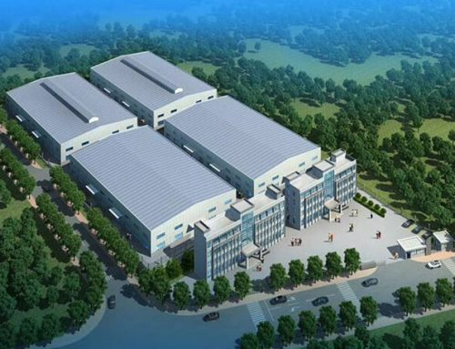 We moved our production facility to Jiangxi Province