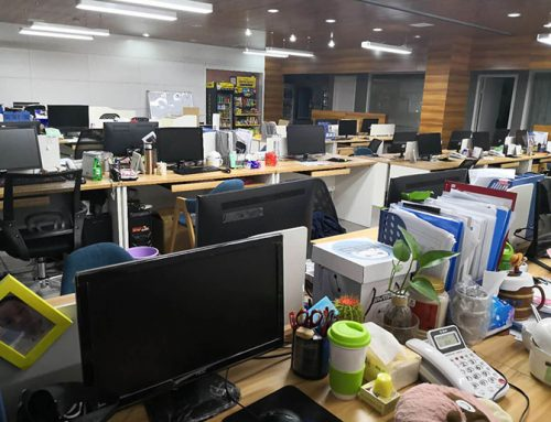 Our Fuzhou New Office